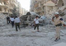 ارتفاع ضحايا الغارات على دير الزور إلى 46 قتيلاً