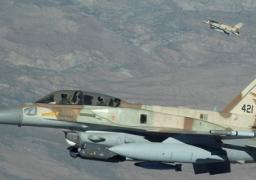 إسرائيل تقصف أهدافاً لحزب الله بين سوريا ولبنان