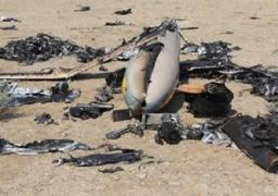 """الجيش الاسرائيلي يسقط طائرة بدون طيار """"تابعة لحماس"""""""