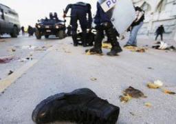 انفجار قنبلة بمنطقة السنابس بالبحرين