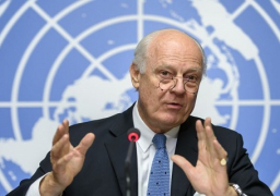 دي مستورا: هناك حاجة ماسة لوقف إطلاق النار لمنع قصف الغوطة الشرقية