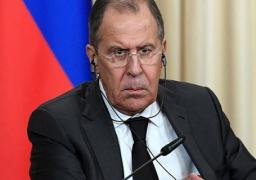 لافروف : إقامة مناطق آمنة بسوريا يجب أن تنسق مع دمشق