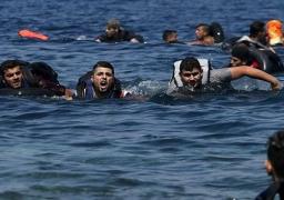 مصرع 13 مهاجرا اختناقا داخل حاوية شحن