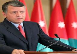 العاهل الأردني يؤكد وقوف بلاده إلى جانب بريطانيا في التصدي للإرهاب