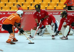 منتخب مصر للهوكي يفوز بذهبية الأولمبياد الخاص
