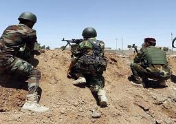 مقتل 4 مسلحين من داعش خلال محاولة تسلل بمحافظة صلاح الدين العراقية