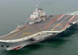 الصين تحتفل بتدشين أول حاملة طائرات من صنعها