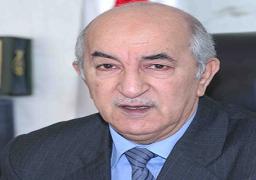 رئيس الوزراء الجزائري: التحول الاقتصادي أولوية الحكومة الجديدة