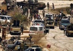 قوات حفتر تسيطر على قاعدة في جنوب ليبيا