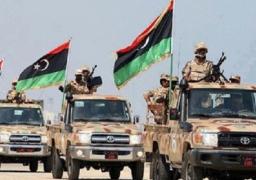 الجيش الليبي يحرز تقدما في بنغازي