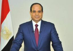 السيسي يتبادل التهاني مع عدد من قادة الدول العربية بمناسبة عيد الفطر
