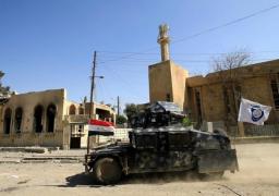 القوات العراقية تقتل 115 مسلحا من داعش خلال عملية تطهير الموصل القديمة