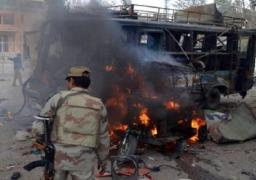ارتفاع عدد ضحايا تفجيرات باكستان إلى 61 قتيلا