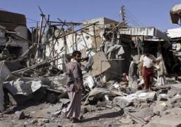 مقتل العشرات من الحوثيين فى هجوم للجيش اليمني وطائرات التحالف بمحافظة مأرب