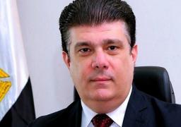 حسين زين يُهنىء الرئيس السيسى بمناسبة المولد النبوي ويؤكد مساندة الاعلام للدولة