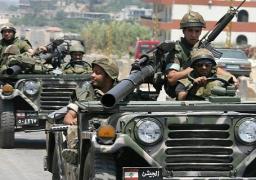 الجيش اللبناني يعثر على صواريخ مضادة للطائرات في مخبأ لداعش