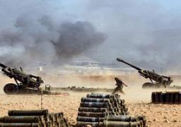 قصف صاروخي ومدفعي على مواقع بدمشق يخلف إصابات