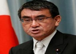 وزير الخارجية الياباني: حان وقت الضغط على كوريا الشمالية