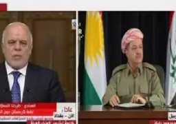 حيدر العبادى: لن نعترف أو نتعامل مع نتائج استفتاء إقليم كردستان