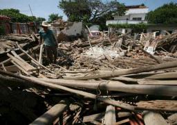 زلزال بقوة 5.9 درجة يضرب المكسيك للمرة الثالثة خلال أسبوع