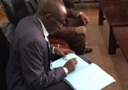 بالصور.. سفير رواندا خلال زيارته لمتحف النيل بأسوان: السيسي لم شمل الأفارقة