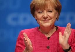 أنجيلا ميركل تفوز بمنصب المستشارة الألمانية للمرة الرابعة