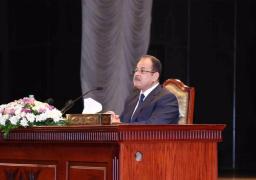 وزير الداخلية خلال لقاء بالضباط الجدد: كرامة المواطن وحقوق الإنسان أهم من العمل الأمني   صور