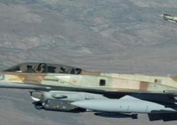 الجيش السوري يعلن إصابة مقاتلة إسرائيلية اخترقت المجال الجوي للبلاد
