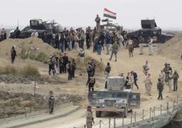 """القوات العراقية تدعو مواطني """"القائم"""" و""""رواة"""" الابتعاد عن مقار داعش"""