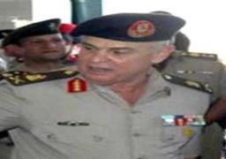 من هو الفريق محمد فريد حجازي رئيس أركان حرب القوات المسلحة ؟