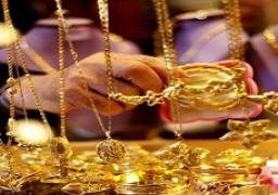 4 جنيهات تراجعا باسعار الذهب
