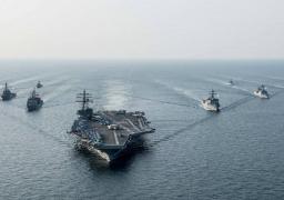البحرية الأمريكية توقف البحث عن ثلاثة من أفرادها فقدوا في تحطم طائرة