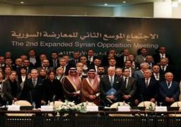 المعارضة السورية تشكل وفدًا للمشاركة في محادثات جنيف
