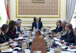 شريف إسماعيل يترأس اليوم اجتماع الحكومة الأسبوعى