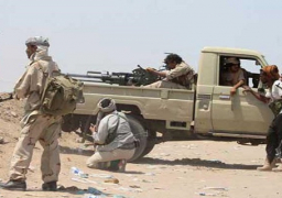 معارك عنيفة بين الحوثيين والشرعية اليمنية غربي تعز
