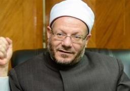 مفتي الجمهورية يدين بشدة التفجير الإرهابى الآثم بمسجد الروضة بالعريش