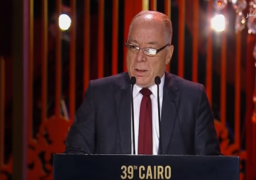 النمنم : مهرجان القاهرة السينمائي صار عنواناً للحضارة والفن والحب
