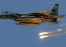 الولايات المتحدة تنفذ ضربتين جويتين ضد داعش فى ليبيا