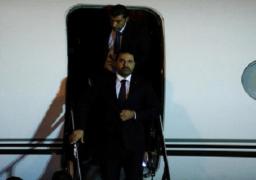 سعد الحريرى يعود إلى لبنان ويحضر ذكرى الاستقلال اليوم