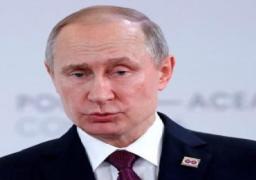 """بوتين يعلن الترشح لانتخابات الرئاسة """"مستقلا"""""""