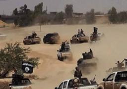 مقتل 10 عناصر داعش في قصف جوي على حدود محافظة صلاح الدين العراقية