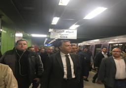 وزير النقل يبحث تدعيم مشروعات مترو الأنفاق بالقاهرة وترام الرمل بالإسكندرية