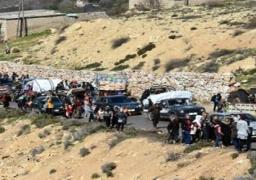 أكثر من 150 ألف مدنى ينزحون من عفرين هرباً من المجازر التركية