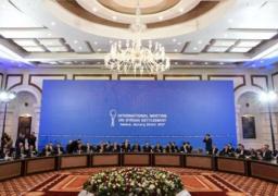 اليوم.. اجتماع الدول الضامنة لمسار أستانة حول سوريا