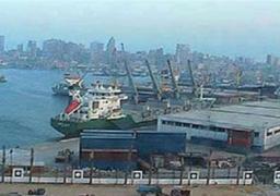 تداول 632 شاحنة بموانئ البحر الاحمر