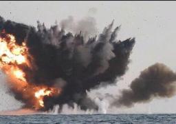 تدمير زورقين مفخخين لمليشيا الحوثي في الساحل الغربي لليمن