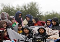 الدفاع الروسية : نقل 5000 مسلح وعائلاتهم من مدينة حرستا بالغوطة الشرقية إلى إدلب