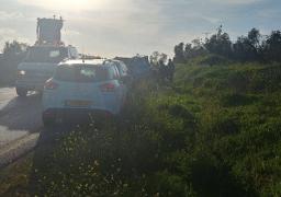 سقوط جرحي جراء حادث دهس جنود اسرائيليين في الضفة