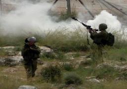 عشرات الإصابات بينها حالة خطيرة بغزة والضفة