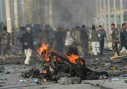 مقتل وإصابة 52 شخصا في انفجار سيارة بأفغانستان